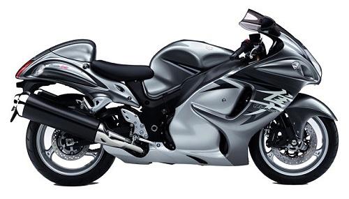 2009 Suzuki Hayabusa – color schemes – Peter's MotorBLOG – It's not ...