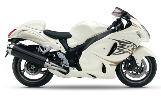 2011 Suzuki Hayabusa – color schemes – Peter's MotorBLOG – It's not ...